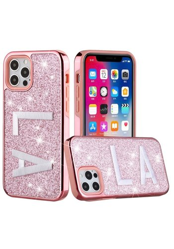 Embroiled LA Bling Design Case for iPhone 12 Pro Max