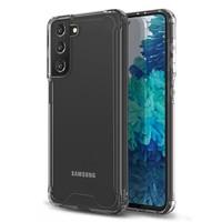 MYBAT Transparent Clear TUFF Gel Case for Galaxy S21 Plus