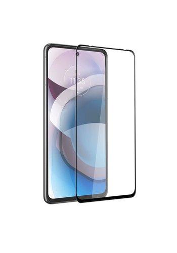 4D Full Cover Tempered Glass for Motorola Moto One 5G Ace