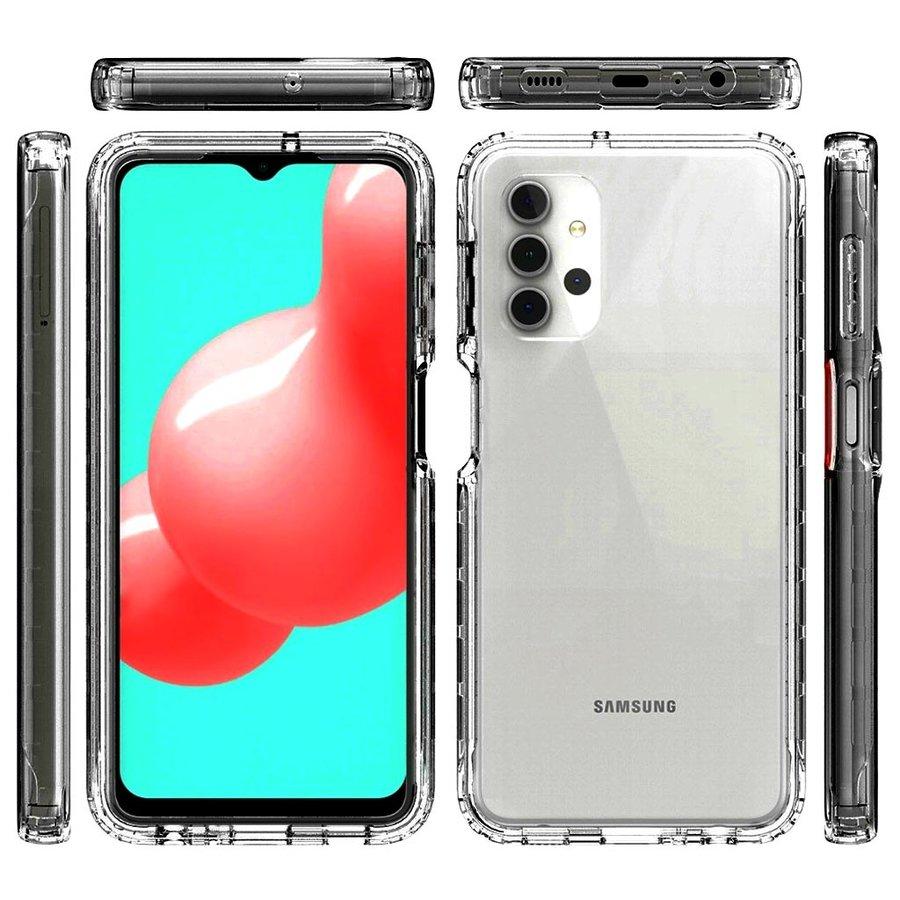 Clear Hybrid ShockProof Case for Galaxy A32 5G