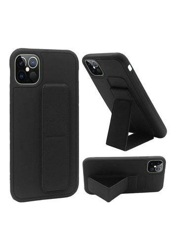 Premium PC TPU Foldable Magnetic Kickstand Case for iPhone XR