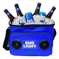 Ice Cooler Bag with Bluetooth Speakers