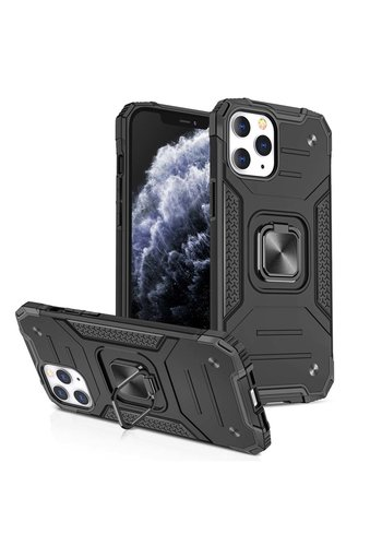 Robust Armor Case with MagRing Kickstand for iPhone SE (2020) / 8 / 7