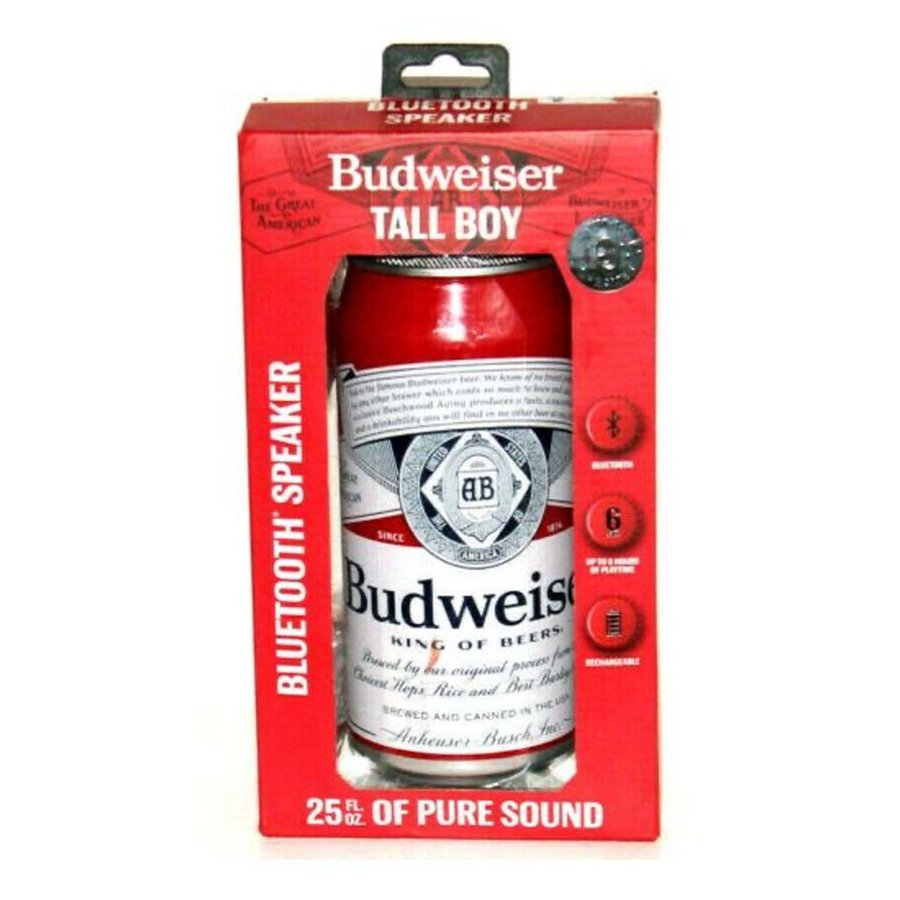Tall Boy Beer Can Speaker