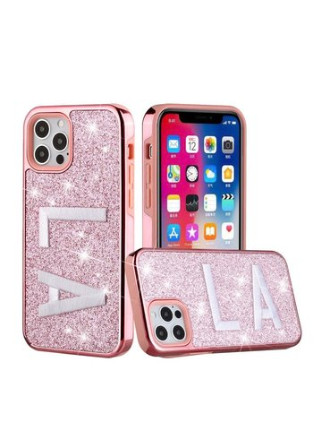Embroiled LA Bling Design Case for iPhone 11