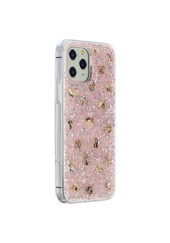 KASEAULT | Shell Epoxy Flake Glitter Design Case for iPhone 12 Pro Max