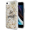 Magnificent Love Yourself Glitter Design Case for iPhone SE (2020) / 8 / 7
