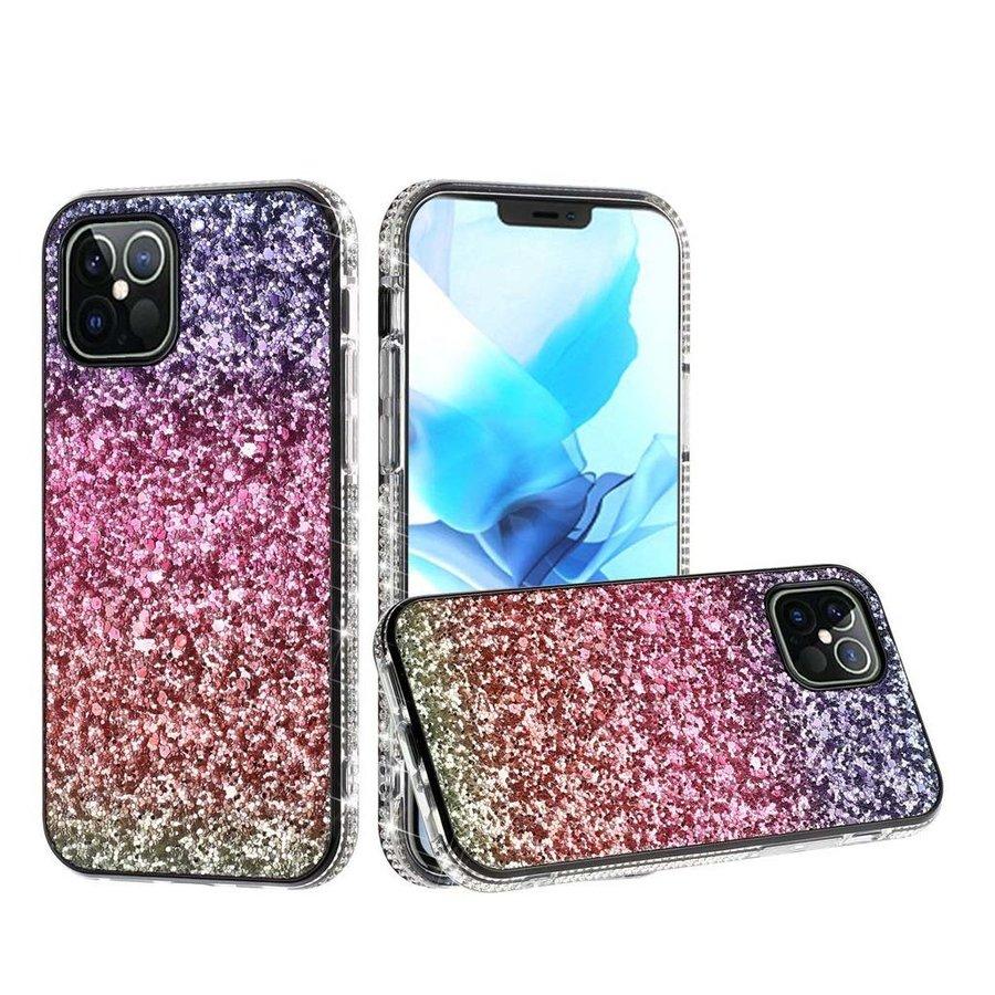 Decorative All Around Diamond  Glitter Case for iPhone 11