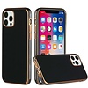 Fashionable Electroplated Solid Color Case for iPhone 12 / 12 Pro