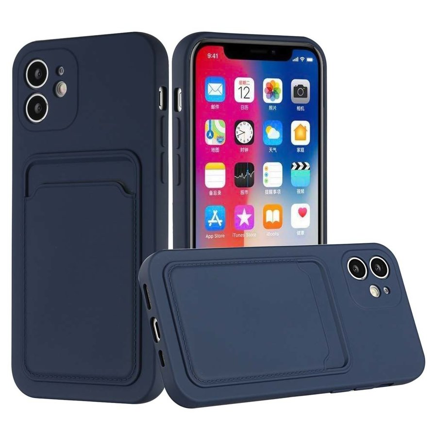 Pro Case with Credit Card Holder for iPhone 12 Pro (ONLY)