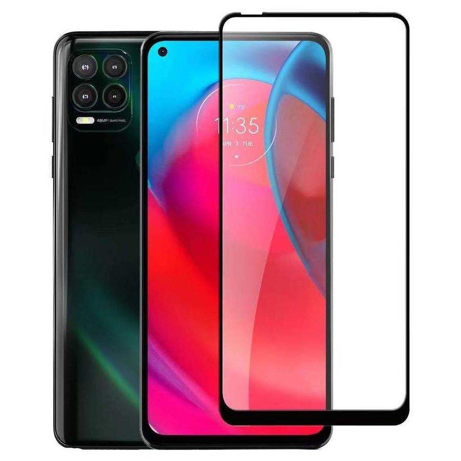4D Full Cover Tempered Glass for Motorola Moto G Stylus (2021) *5G*