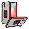 Alloy Frost Bumper Case with MagRing Stand for Galaxy A32 5G