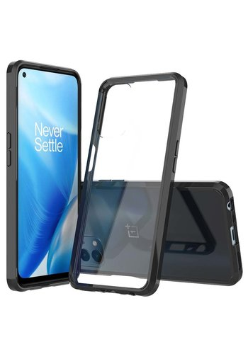 Ultra Slim Clear Hard Fused PC+TPU Case for OnePlus Nord N200 5G