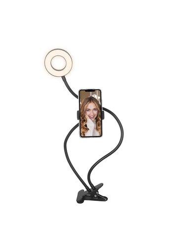 CYGNETT   2 in 1 Selfie Ring Light with Phone Holder
