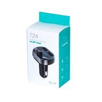 Dual 2.4 USB Port FM Transmitter (T24)