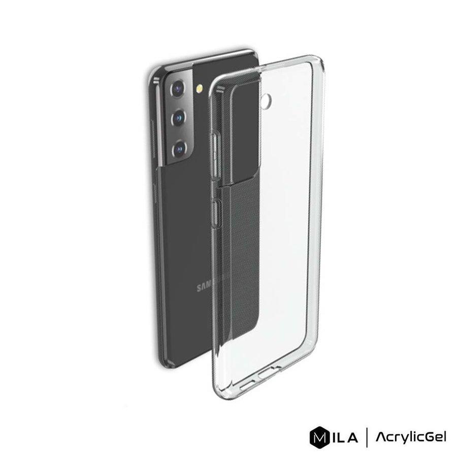 MILA | AcrylicGel Case for Galaxy S21