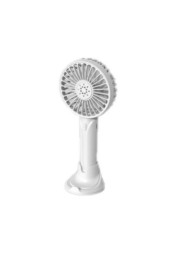 NATURALWIND   Mini Portable Desk Fan with Rechargeable Battery (F1)