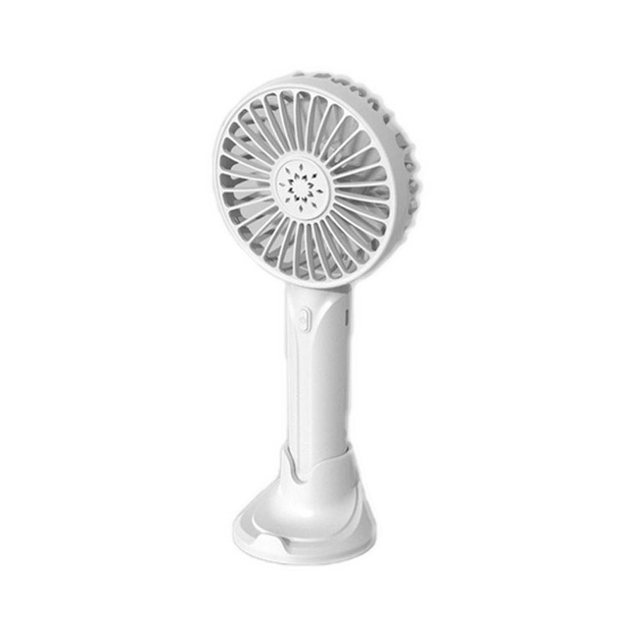 NATURALWIND | Mini Portable Desk Fan with Rechargeable Battery (F1)