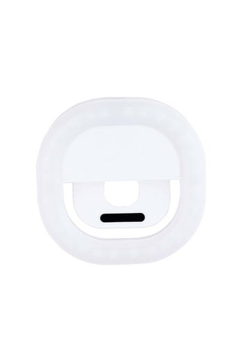 Clip On Phone Light with Rechargeable Battery (S-10)