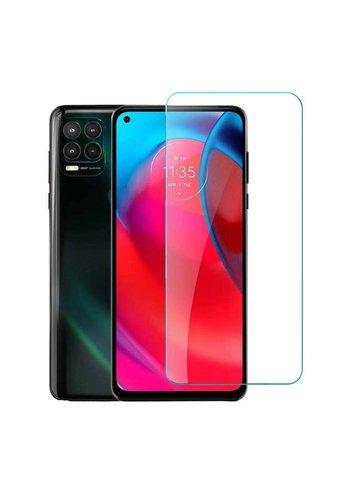 Full Cover Tempered Glass - Single Pack  for Motorola Moto G Stylus (2021) *5G*