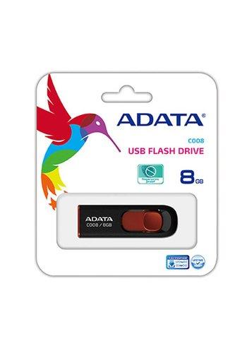 ADATA C008 USB Flash Drive  8 GB
