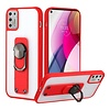 Transparent Frost Case with MagRing Lever Stand for Motorola Moto G Stylus (2021)
