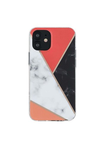 KASEAULT | Hard TPU  Electroplated Power Marble Design Case for iPhone 11