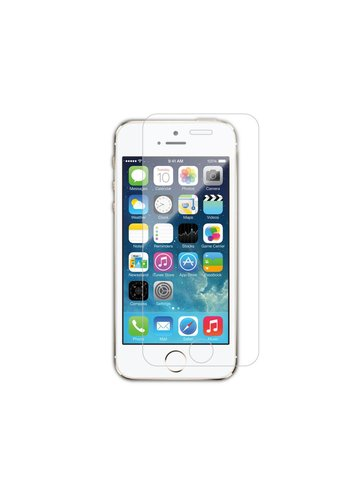 Premium Tempered Glass for iPhone 5/5S/SE - Single Pack