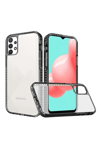 Thick Edged  Clear Case for Galaxy A32 5G