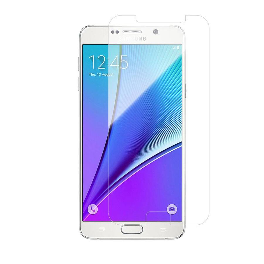 Premium Tempered Glass for Galaxy Note 5 - Single Pack