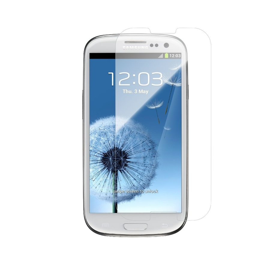 Premium Tempered Glass for Galaxy S3 - Single Pack