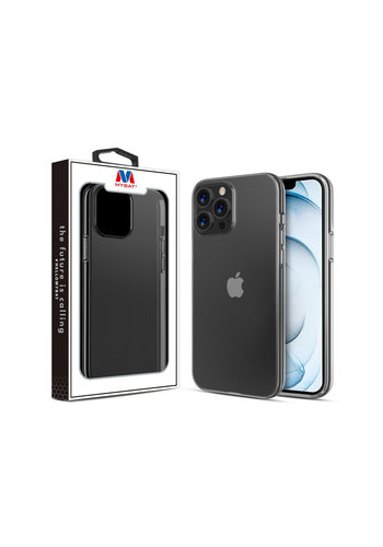 MYBAT Premium TPU Gel Case for iPhone 13 Pro Max