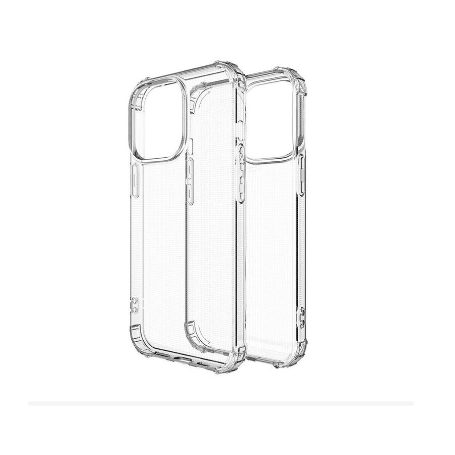 Clear Hybrid ShockProof Case for iPhone  13 Mini