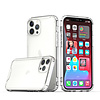 Colored Shockproof Transparent Hard PC TPU Hybrid Case Cover for iPhone 13 Pro Max