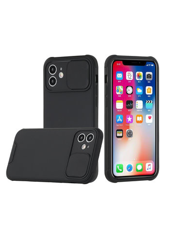Heavy Duty Camera Protection Shockproof Hybrid Case for iPhone 13 Pro Max