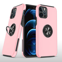 Slim Painted Cases with MagRing Stand for iPhone 13 Pro