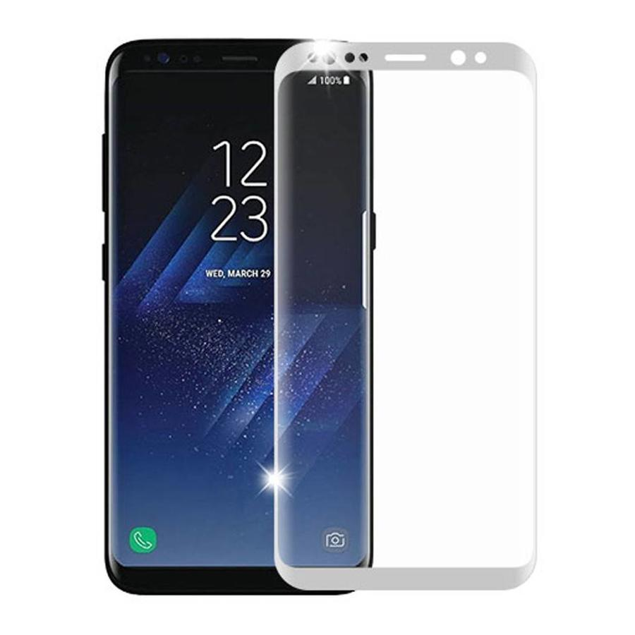 4D Curved Full Cover Tempered Glass for Galaxy S8 Plus