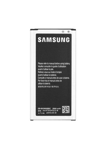 Battery for Samsung Galaxy S5 (EB-BG900) - 2,800mAh