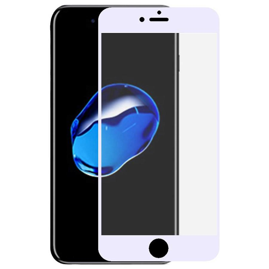 4D Full Cover Tempered Glass for iPhone SE (2020) / 8 / 7