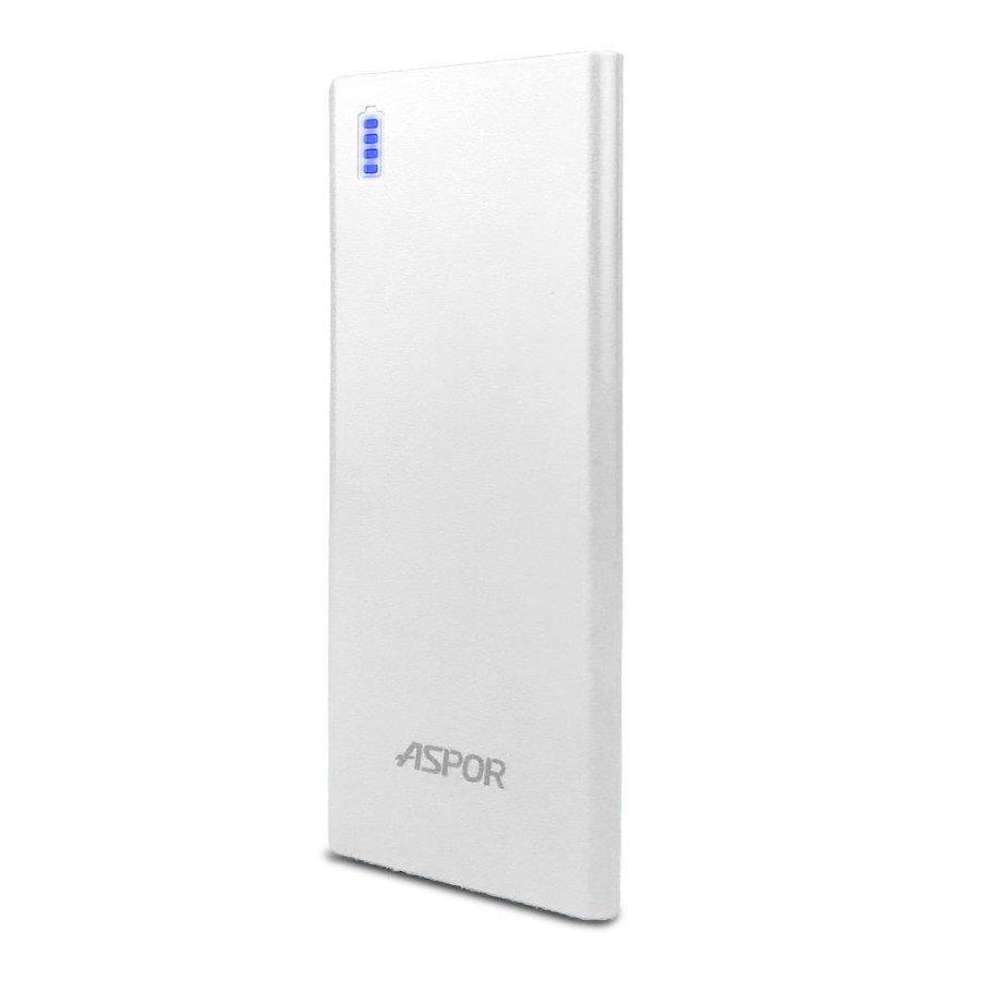 ASPOR | 5,000 mAh Energy Power Bank with Dual USB (A352)