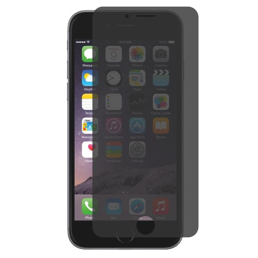 Privacy Matte Tempered Glass for iPhone 6/6S