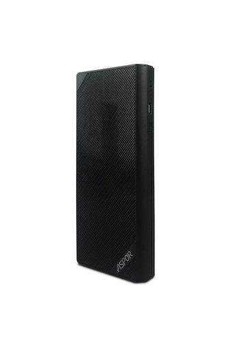 ASPOR | 10,000 mAh Rugged Power Box / Power Bank with Dual USB (A345)