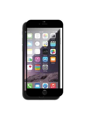 4D Full Cover Tempered Glass for iPhone 6/6S Plus