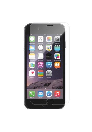 Premium Tempered Glass for iPhone 6/6S - Single Pack