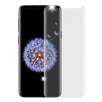 4D Curved Full Cover Tempered Glass for Galaxy S9
