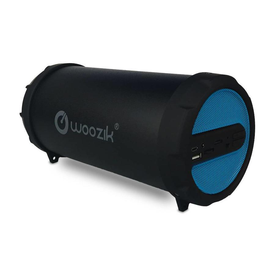 Woozik Rockit Go Portable Wireless Bluetooth Speaker S213