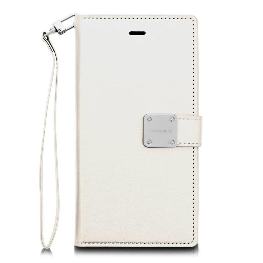 ModeBlu PU Leather Wallet MB Mode Diary Case for iPhone X / XS