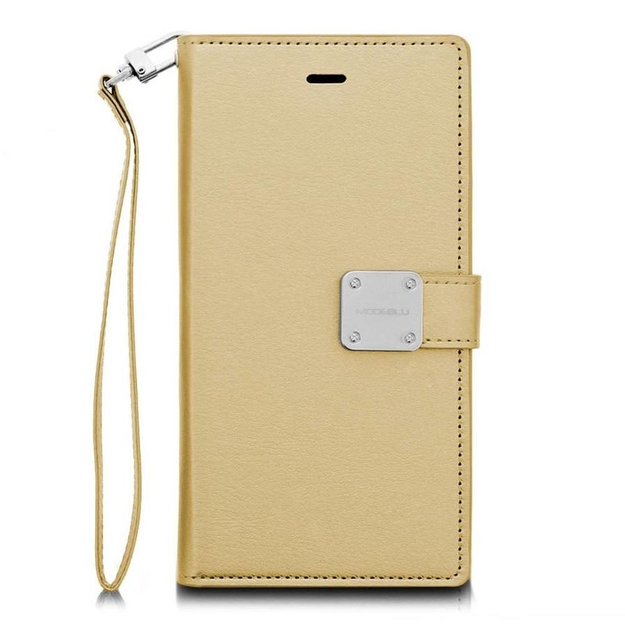 ModeBlu PU Leather Wallet MB Mode Diary Case for Galaxy S9 Plus
