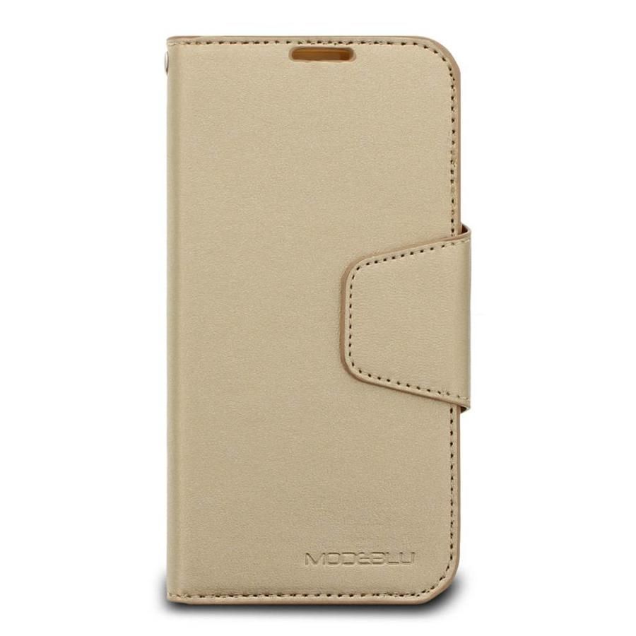 ModeBlu PU Leather Wallet Classic Diary Case for Galaxy S9 Plus