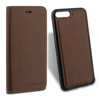 ModeBlu PU Leather Magnetic Case & Wallet With Credit Card Slots for iPhone X / XS